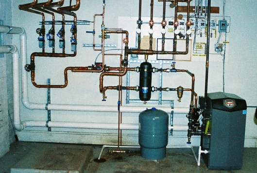 We specialize in water boiler maintenance in Shaker Heights, OH so call G.W. Gill Plumbing and Heating, License #22183.